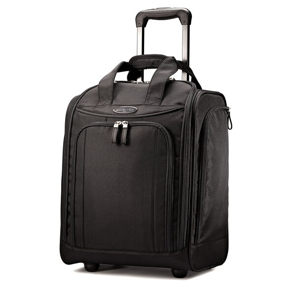 Samsonite Samsonite Large Rolling Underseater in the color Black.