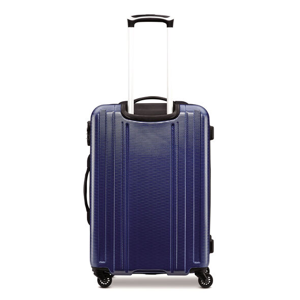 "Samsonite Carbon 2 24"" Spinner in the color Navy."