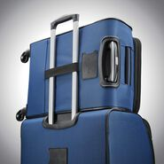 Samsonite StackIt Plus 2PC Set in the color Marine Blue.