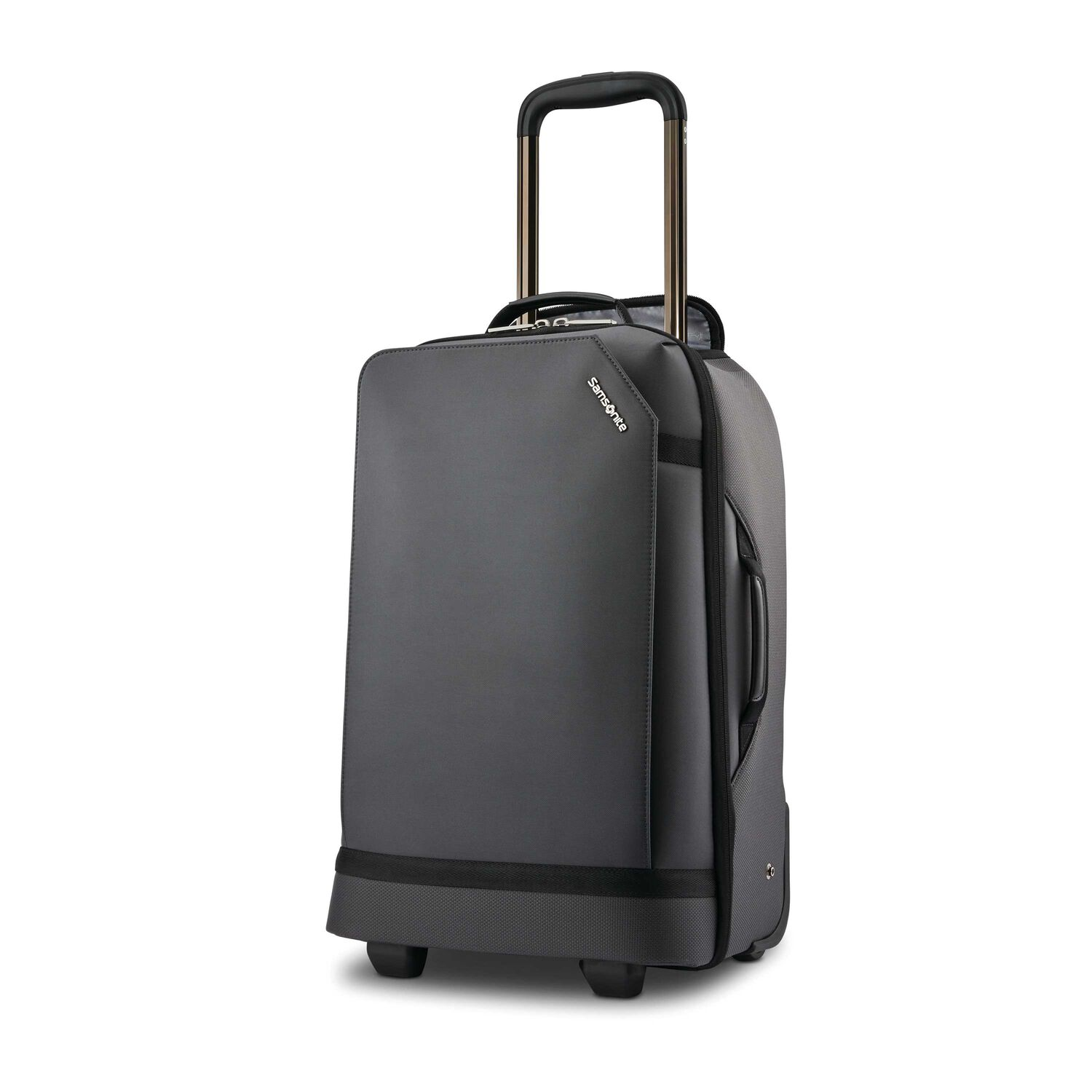 21bb1ca232fc0 Samsonite Encompass Convertible Wheeled Backpack in the color Anthracite  Grey.