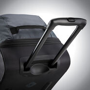 "Samsonite Andante 2 32"" Wheeled Duffel in the color Riverrock/Black."