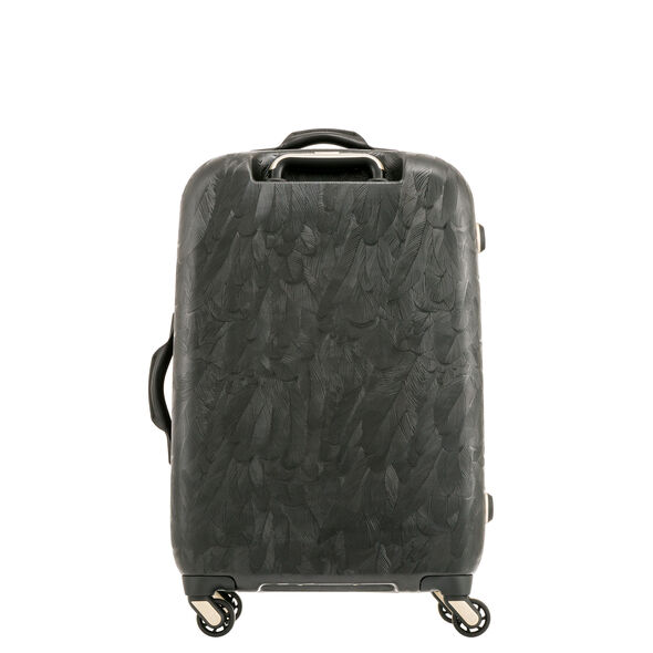 "Samsonite Black Label Magpie 24"" Spinner in the color Black."