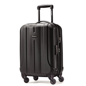 "Samsonite Fiero 20"" Spinner in the color Black."