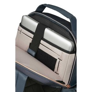 "Openroad Chic Laptop Backpack 14.1"" in the color Cloudy Blue."