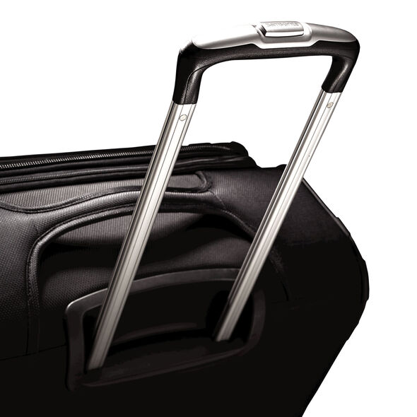 "Samsonite Lift2 21"" Spinner in the color Black."