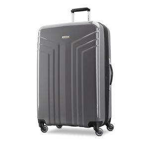 "Samsonite Sparta 29"" Spinner in the color Dark Grey."