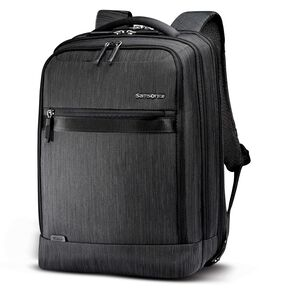 Samsonite SXK Prime Expandable Backpack in the color Black/Silver.