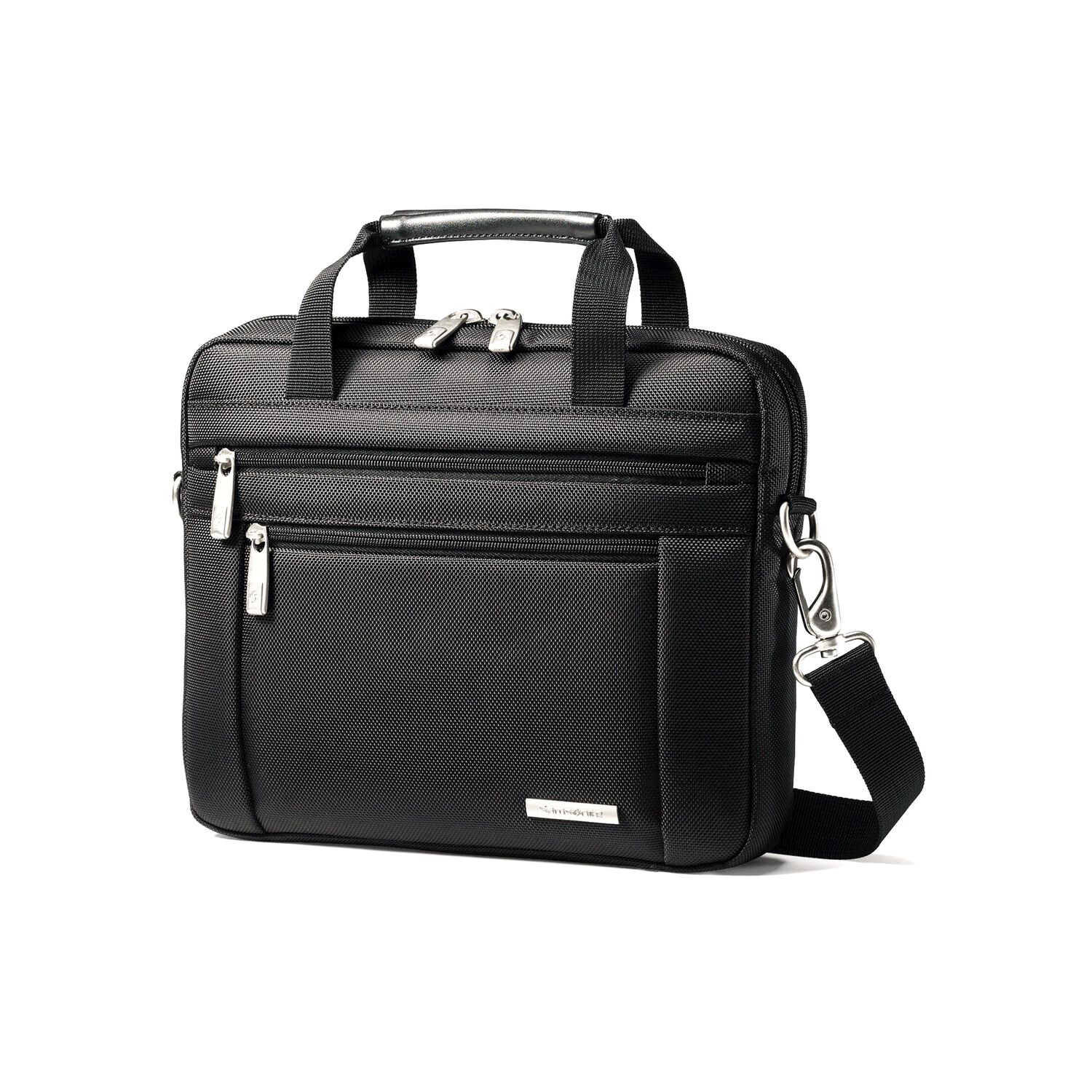 95f9559a52 Samsonite Classic Business Tablet iPad Shuttle in the color Black.