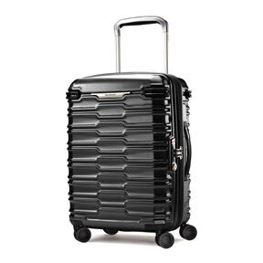 Samsonite Stryde Carry-On Glider in the color Charcoal.