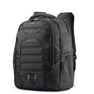 Samsonite UBX Commuter Backpack in the color Black/Black.