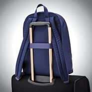 Samsonite Mobile Solution Essential Backpack in the color Navy Blue.