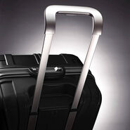 "Samsonite Outline Sphere 2 Hardside 29"" Spinner in the color Black."