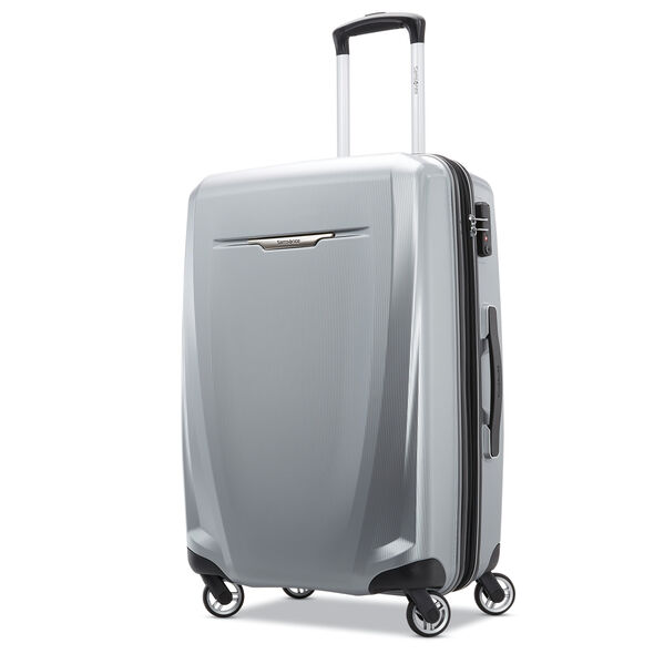 Samsonite Winfield 3 DLX 3PC Set (20/25/28) in the color Silver.