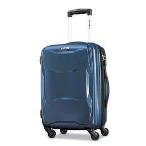 "Samsonite Pivot 20"" Spinner in the color Lagoon."