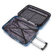 "Samsonite Winfield 3 DLX 20"" Spinner in the color Blue/Navy."