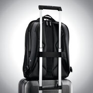 Samsonite Valt Slim Backpack in the color Black.