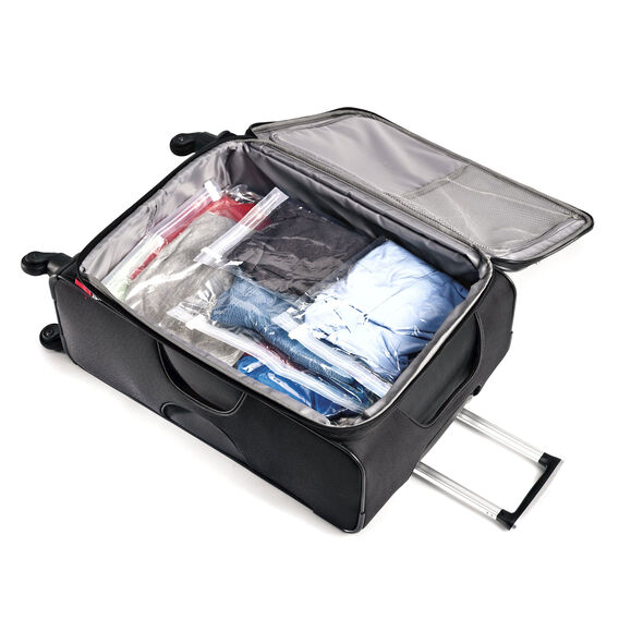 Samsonite Samsonite 3 Piece Compression Bag Kit in the color Clear.