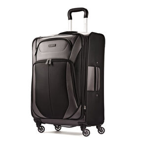 "Samsonite Elevation Xtreme 25"" Spinner in the color Black/Grey."