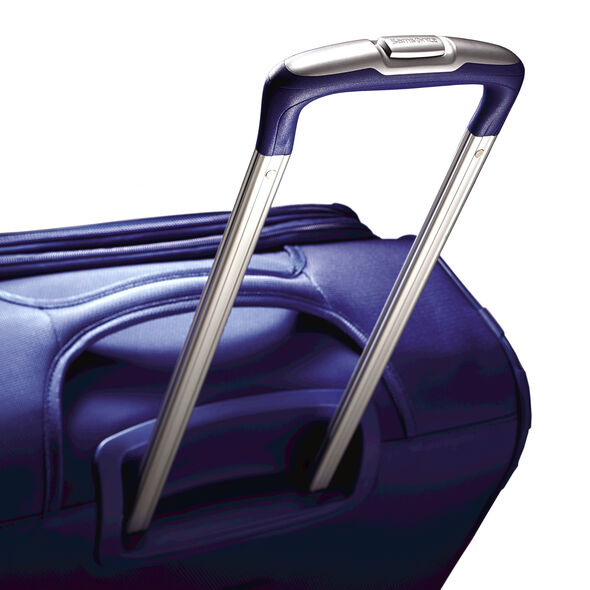 "Samsonite Lift 2 25"" Spinner in the color Blue."