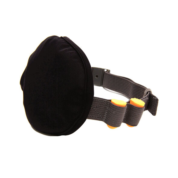 Samsonite Microbead Eye Mask in the color Black.