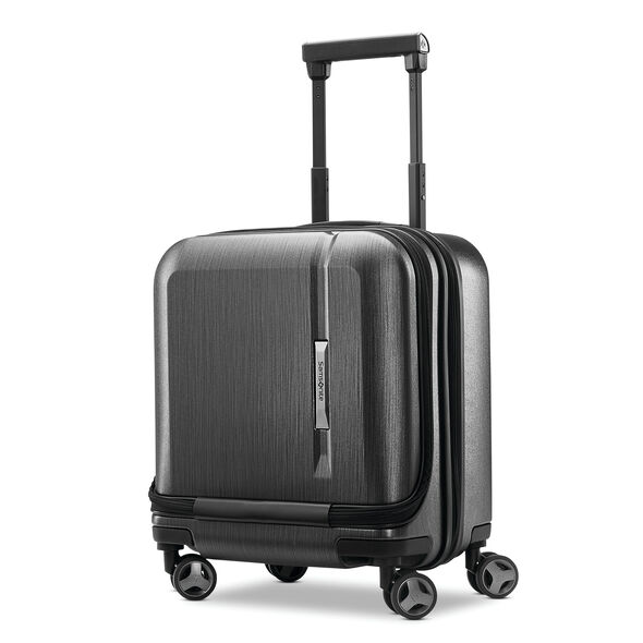 Samsonite Novaire Wheeled Underseater in the color Black.