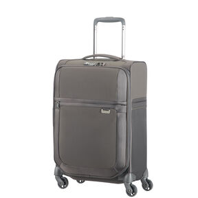 "Samsonite Uplite 20"" Spinner in the color Grey."
