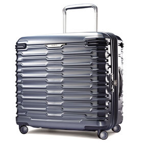 Samsonite Stryde Glider Long Journey in the color Blue Slate.