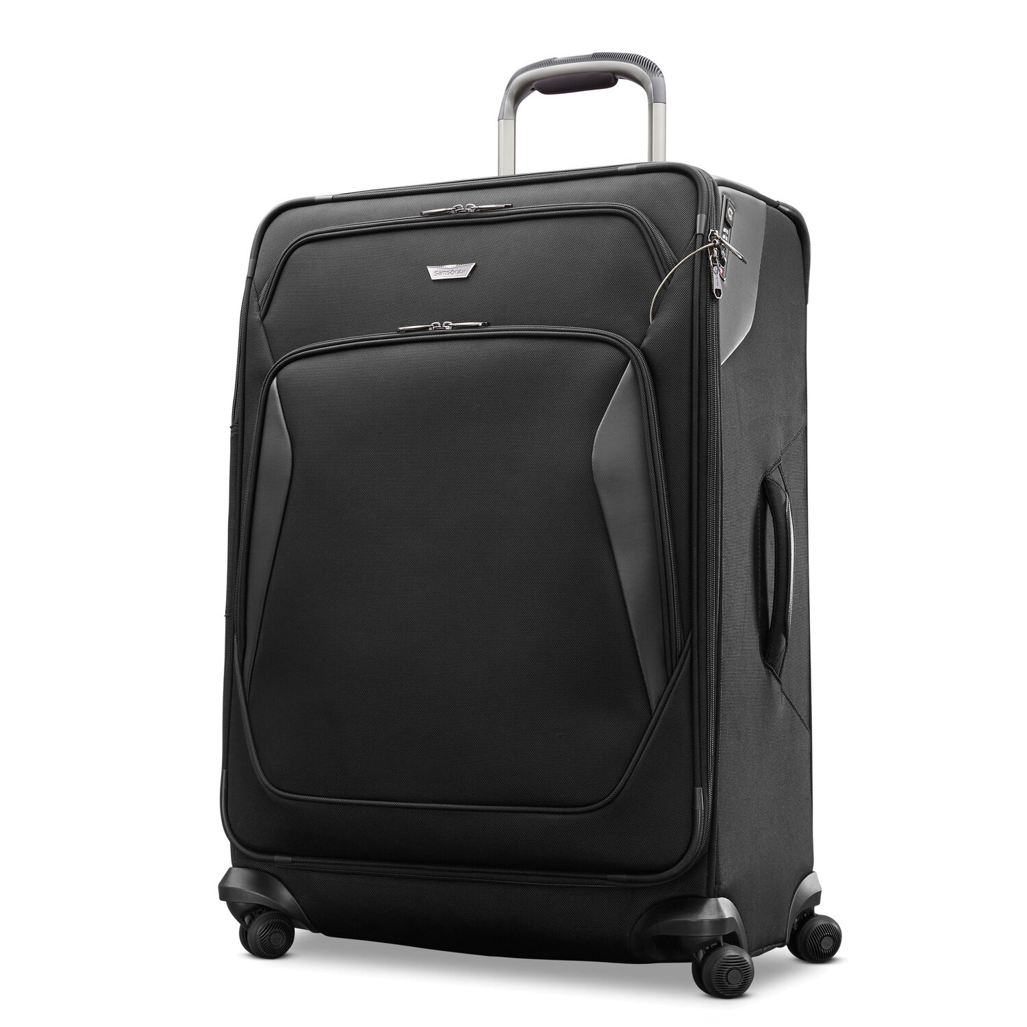 """Samsonite Armage 29"""" Expandable Spinner in the color Black."""