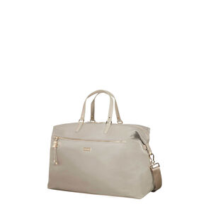 Samsonite Karissa Biz Duffle in the color Light Taupe.