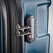 """Samsonite Centric 24"""" Spinner in the color Teal."""