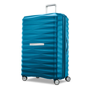 "Samsonite Voltage DLX 29"" Spinner in the color Teal."