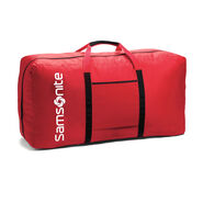 Samsonite Tote-A-Ton Duffle Bag in the color Red.