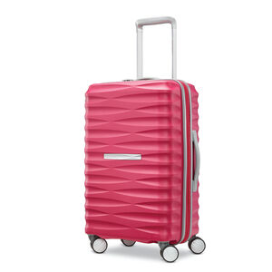 "Voltage DLX 20"" Spinner in the color Pink."