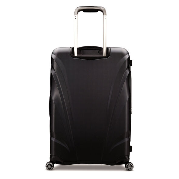 "Samsonite Silhouette XV 30"" Hardside Spinner in the color Black."