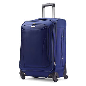 "Samsonite Bartlett 24"" Spinner in the color Sapphire."