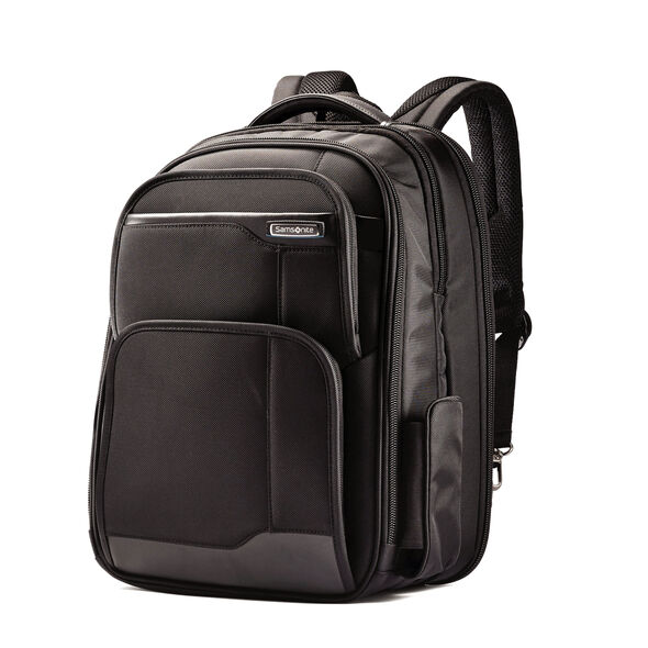 Samsonite Quadrion Backpack in the color Black.