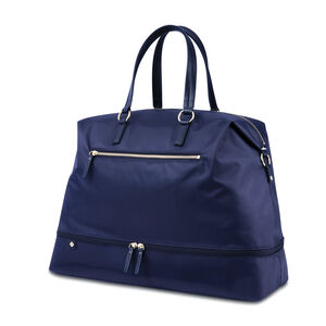Encompass Womens Convertible Weekend Duffel in the color Navy.
