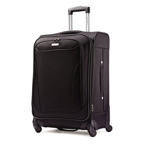 "Samsonite Bartlett 24"" Spinner in the color Black."