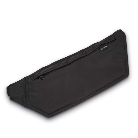 RFID Waist Belt in the color Black.