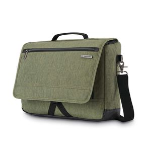 Samsonite Modern Utility Messenger Bag in the color Olive.