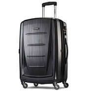 "Samsonite Winfield 2 Fashion 28"" Spinner in the color Brushed Anthracite."