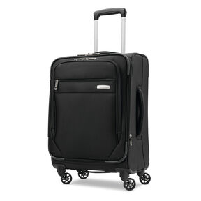 "Samsonite Advena 19"" Expandable Spinner in the color Black."