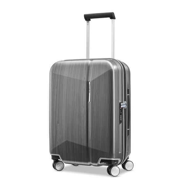 "Samsonite Etude 20"" Spinner in the color Cedar Wood."