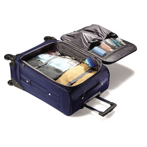 "Samsonite Bartlett 29"" Spinner in the color Sapphire."