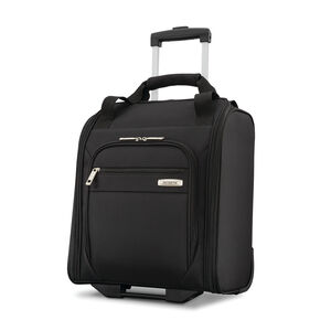 Advena Wheeled Carry-On Underseater in the color Black.