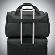 Samsonite SoLyte DLX Travel Duffel in the color Midnight Black.