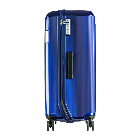 "Samsonite Arq 28"" Spinner in the color Cobalt Blue."