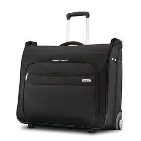 Samsonite Advena Wheeled Ultravalet Garment Bag in the color Black.