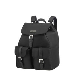 Samsonite Karissa Backpack 2 Pockets in the color Black.