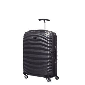 "Samsonite Black Label Lite-Shock 20"" Spinner in the color Black."